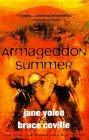 Armageddon Summer, Jane Yolen & Bruce Coville