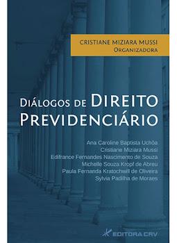 No Livro: Diálogos de Direito Previdenciário