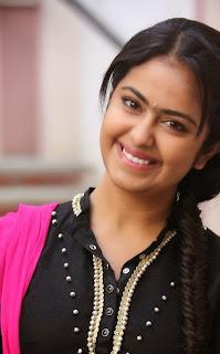 Actress Avika Gor Latest Pictures in Salwar Kameez at Lakshmi Raave Maa Intiki Audio Success Meet  12.jpg