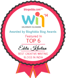 I am a Top Blogger in India!!