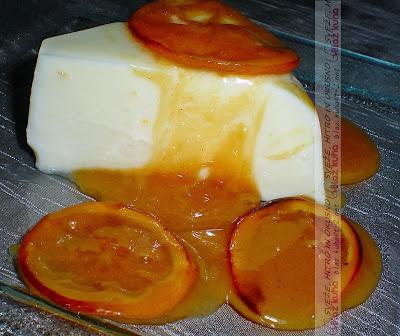 karamelizirano sadje