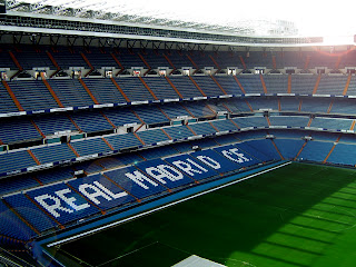 Real Madrid Santiago Benabeu Madrid Spain HD Wallpaper