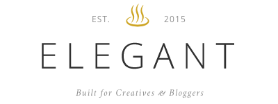 Elegant Clean and Responsive Blogger Template