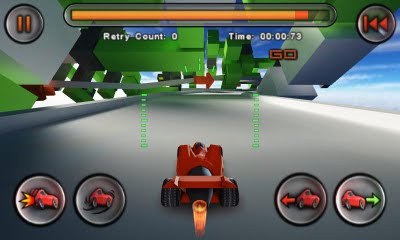 Jet Cars Stunts Lite For Android