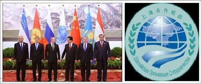 SCO kerjasama shanghai