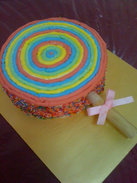 7 Year Old Birthday Cakes http://cakesbysweetcravings.blogspot.com/2011_02_01_archive.html