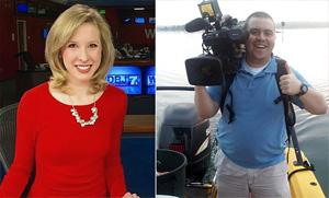 Virginia TV shooting | Social Media