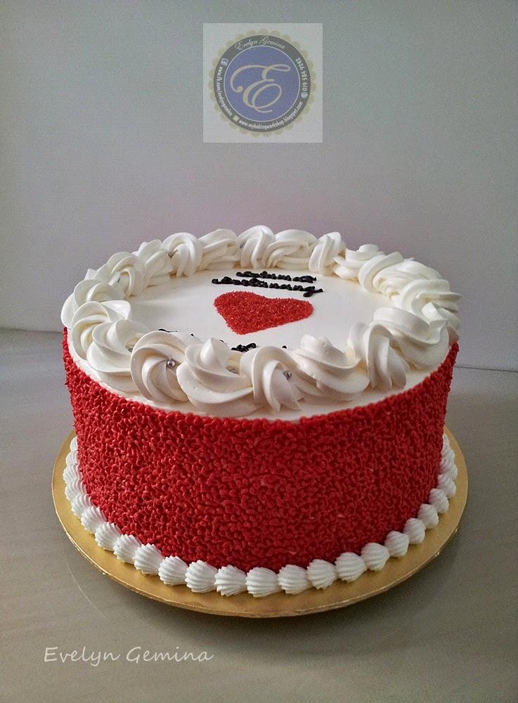 Rainbow Cake (RVC deco style) / 3kg
