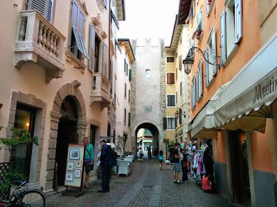 Via Fiume - Porta San Marco