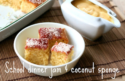 http://www.wagdoll.co.uk/2015/10/school-dinner-jam-and-coconut-cake.html