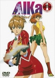 Nữ nhân viên cứu hộ - Agent Aika