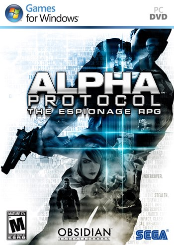Alpha Protocol PC Full Español