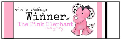 The Pink Elephant challenge winner