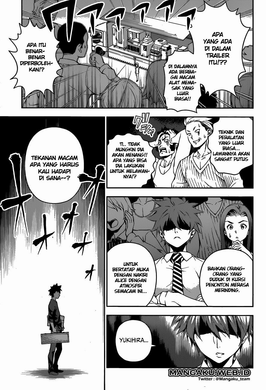 Shokugeki no Souma Chapter 62-18