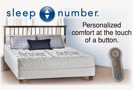 with open eyes to see: sleep number store review