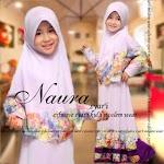 Baju Muslim Gamis Naura Kids GC2851