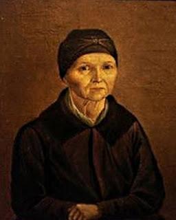 Арина Родионовна  - няня Пушкина