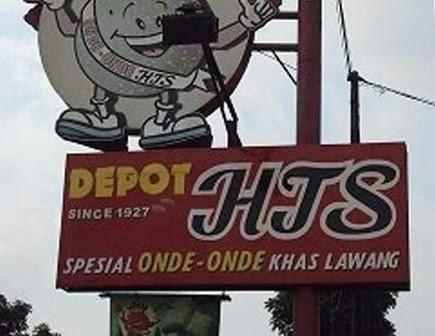 Wisata Kuliner Malang - Depot HTS / Han Tjwan Sing