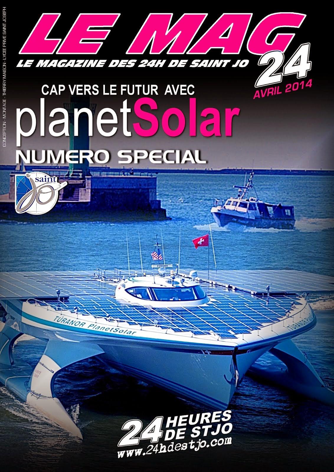 MAG24 - NUMERO SPECIAL PLANETSOLAR