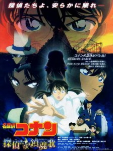 Detective Conan: The Private Eyes Requiem (2006) BluRay 720p 800MB Free Movies