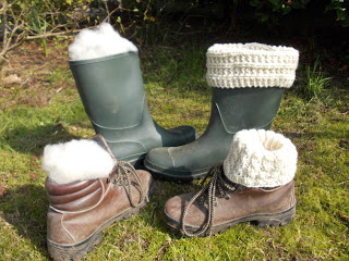 welly wool !