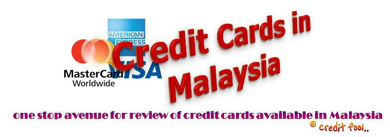 Credit Cards in Malaysia