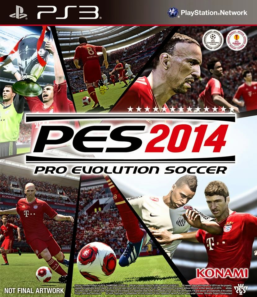 ya sehabis beberapa hari yang kemudian aku share game pes  Download Patch 4.1 Game PES Edit 2014 (Pro Evolution Soccer) Terbaru