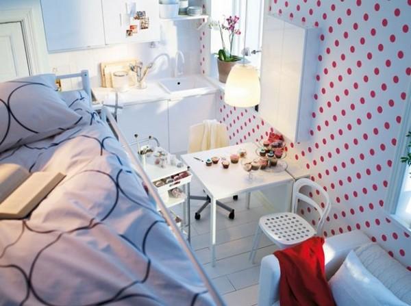 lakberendez s sz vvel l lekkel kis lak sok sorozat tletek egyszob s lak sokhoz small. Black Bedroom Furniture Sets. Home Design Ideas