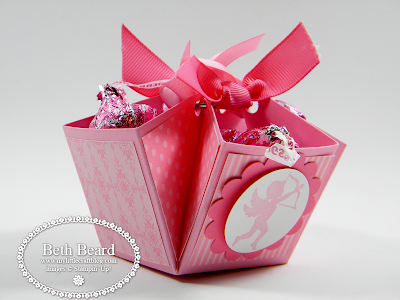 Valentine Candy Box & Video