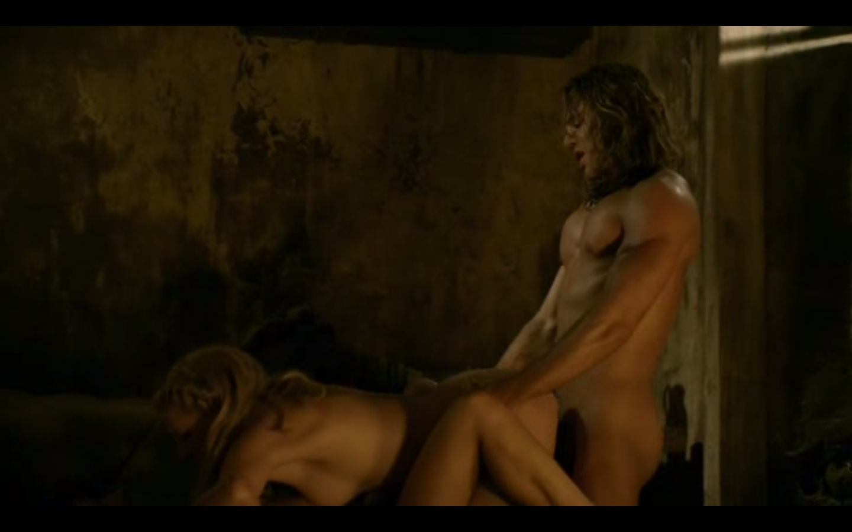 EvilTwin's Male Film & TV Screencaps: Spartacus: Gods of ...