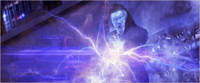 Jamie Foxx es Electro en The Amazing Spider-Man 2: El poder de Electro