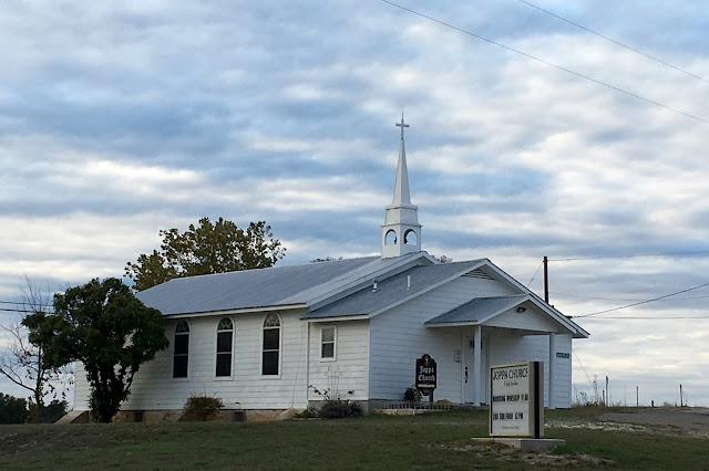 Joppa Church, Joppa, Texas