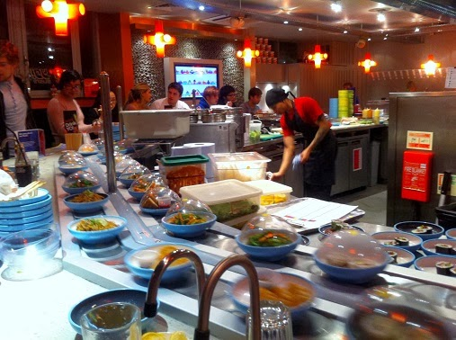 Yo! Sushi Nottingham