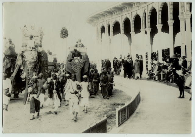Elephant%2BProcession%2Bat%2BDelhi%2BDurbar%2B1903