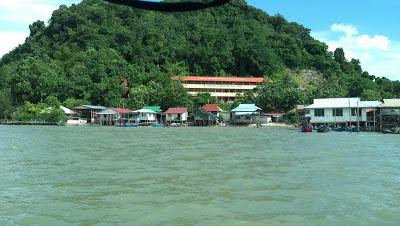 Pulau Aman dan Mee Udang