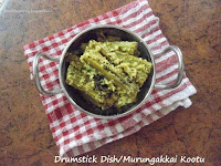 drumstick dish