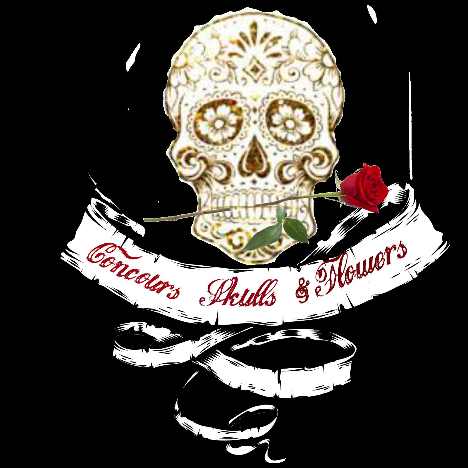 tatouage samurai tete de mort png