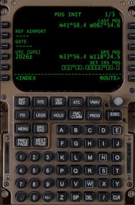 Simulando o voo BA0247: de Heathrow a Guarulhos no Boeing 747  Cdu+do+FMS