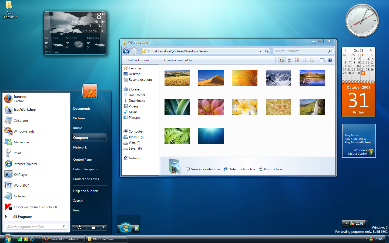 Windows 7 Lite