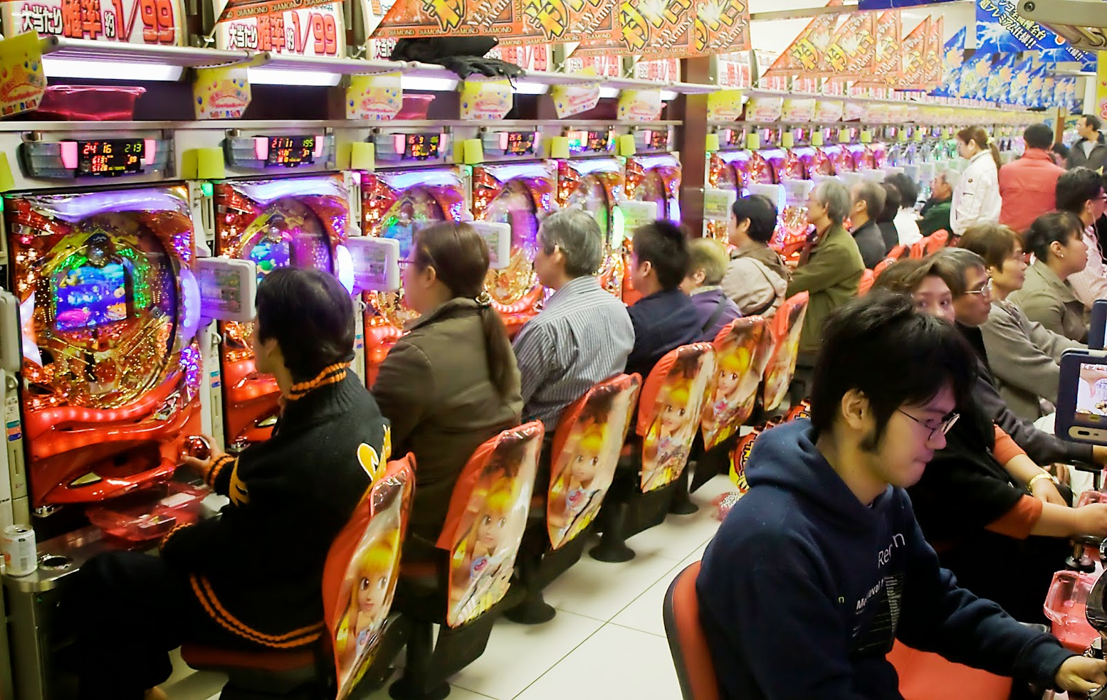 Japan gambling machine gambling introduction essay