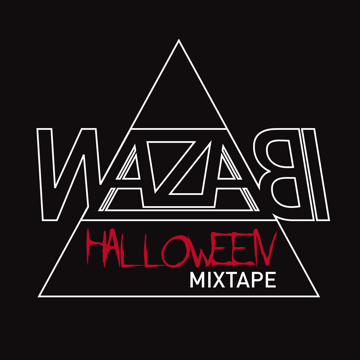i love to bang!: wazabi - halloween mixtape - mixtapes und livesets