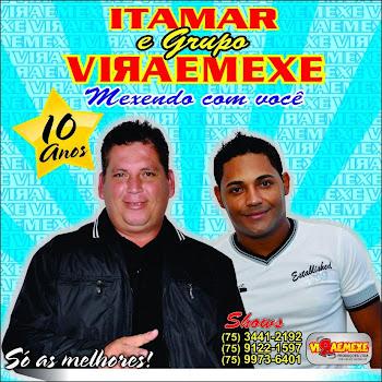 ITAMAR E VIRAEMEXE CD 10 ANOS
