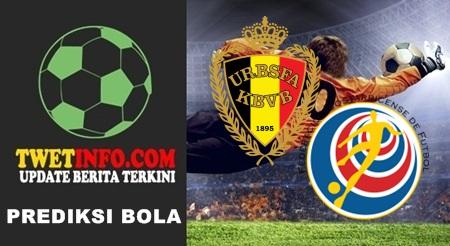 Prediksi Belgium U17 vs Costa Rica U17