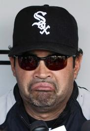 Ozzie guillen is getting chubby