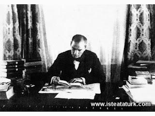 Atatürk'ün kitap sevgisi