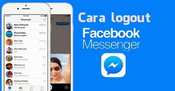Cara Keluar dari Facebook Messenger di iPhone 6 / 6 Plus / 6S / 6S Plus