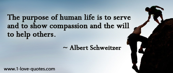 how to show compassion to others