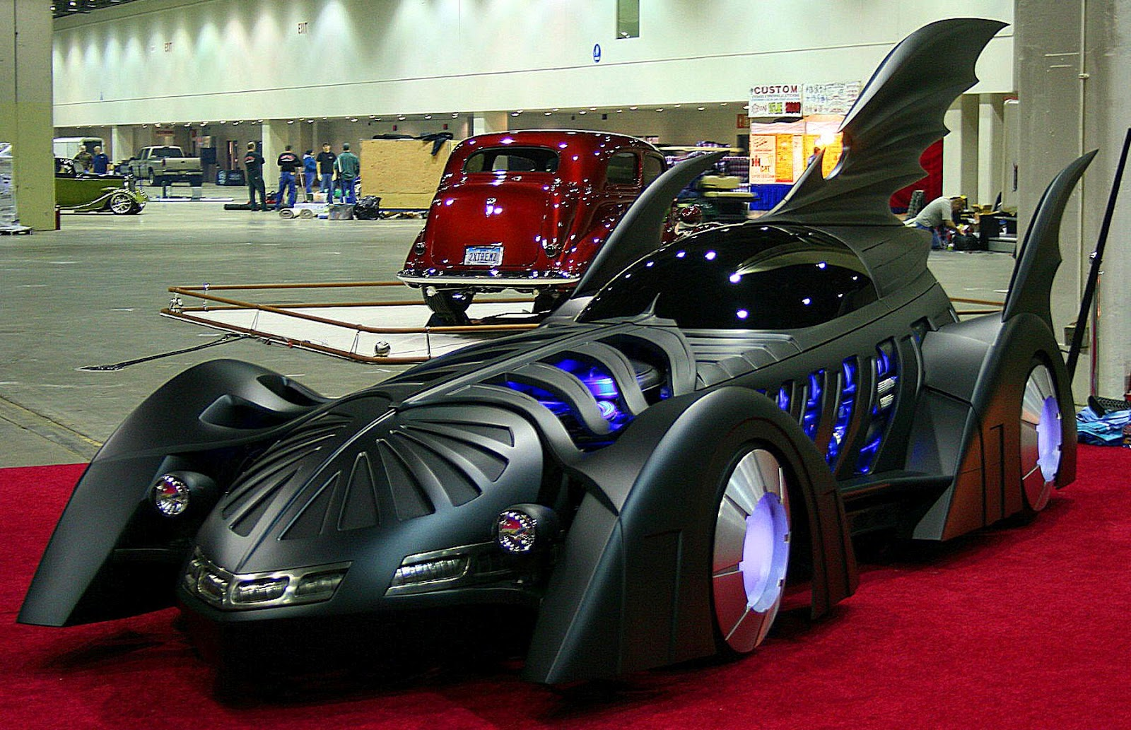 Something Interesting: Batmobile... since 1966 - 2012