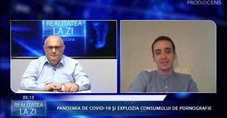 Realitatea la zi: Pandemia de Covid-19 şi explozia consumului de pornografie 🔴 Radu Cîmpean