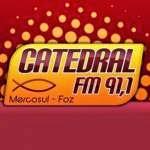 ouvir as Rádio Catedral FM 91,1 Foz do Iguaçu PR